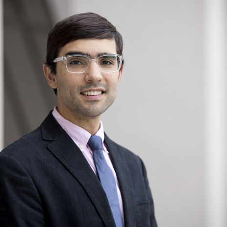 Temple professor Santiago Orrego